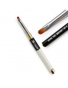 Gel Brush Oval Laloo No.6