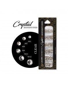 Clear Crystal Rhinestones