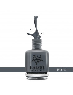 Laloo Βερνίκι Νο.274 Μπλε-Γκρι