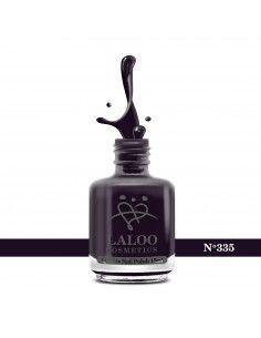 No.335 Μαύρο-Μωβ μελιτζανί...