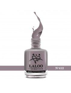 Laloo Bερνίκι No.412 Μόκα...