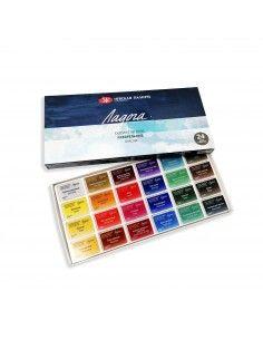 Παλέτα χρωμάτων Lagora