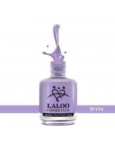 Laloo Βερνίκι No.174 Λιλά...