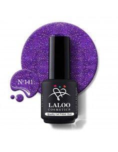 Νο.141 Purple Holo Glitter...