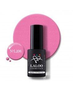 L206 Ροζ σκούρο με shimmer...