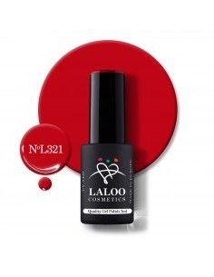 L321 Ruby Red   Gel Polish 7ml