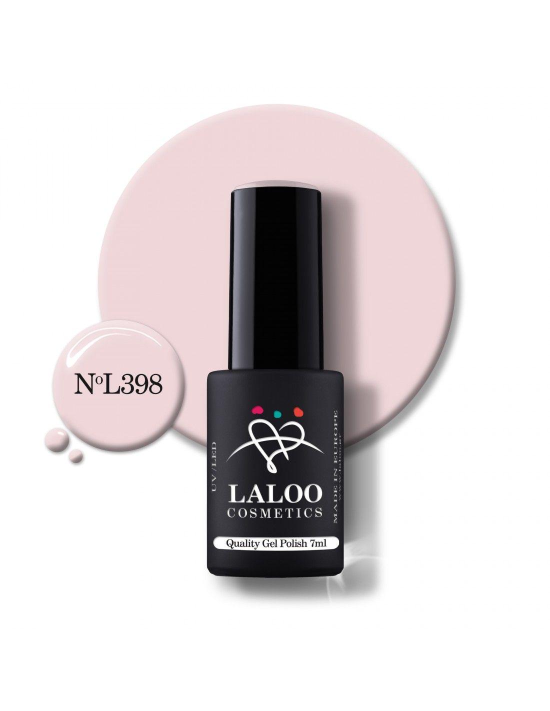Ημιμόνιμο Βερνίκι Laloo No.179 Nude (μπεζ)