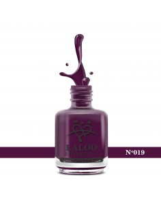 Νο.019 Purple | Weekly Nail...
