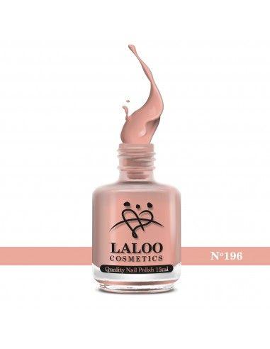 Laloo Βερνίκι No.196 Nude Μπεζ