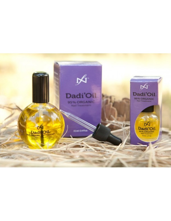 Dadi' oil Οργανικό λαδάκι επωνυχίων 72 ml