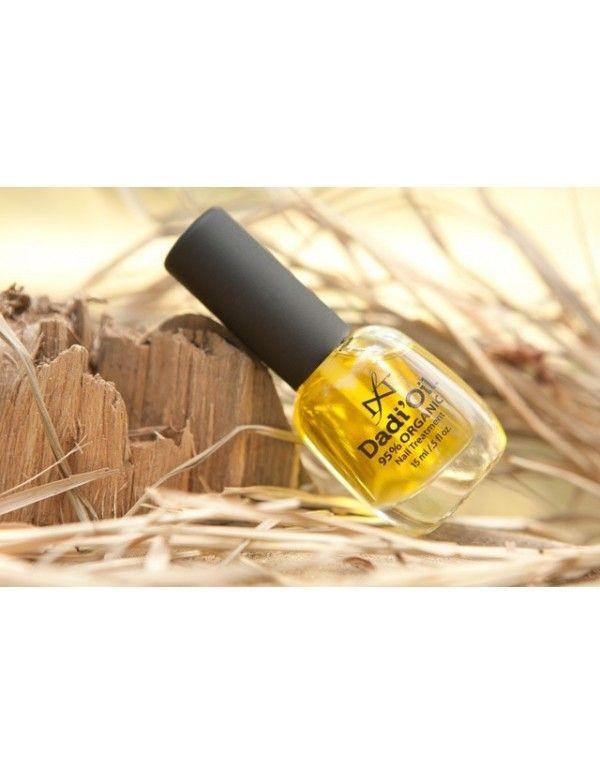 Dadi' oil Οργανικό λαδάκι επωνυχίων 15ml