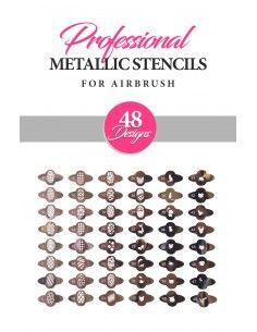Professional Metallic Stencils