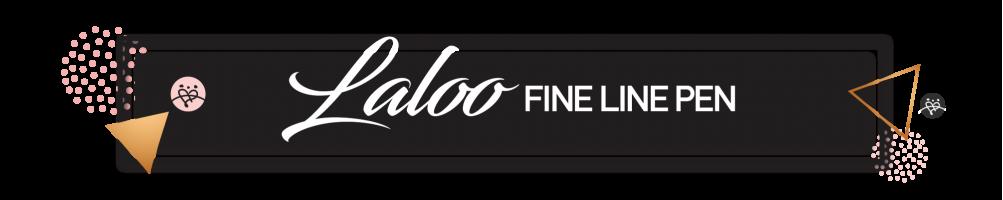 Laloo Fine Line Pen