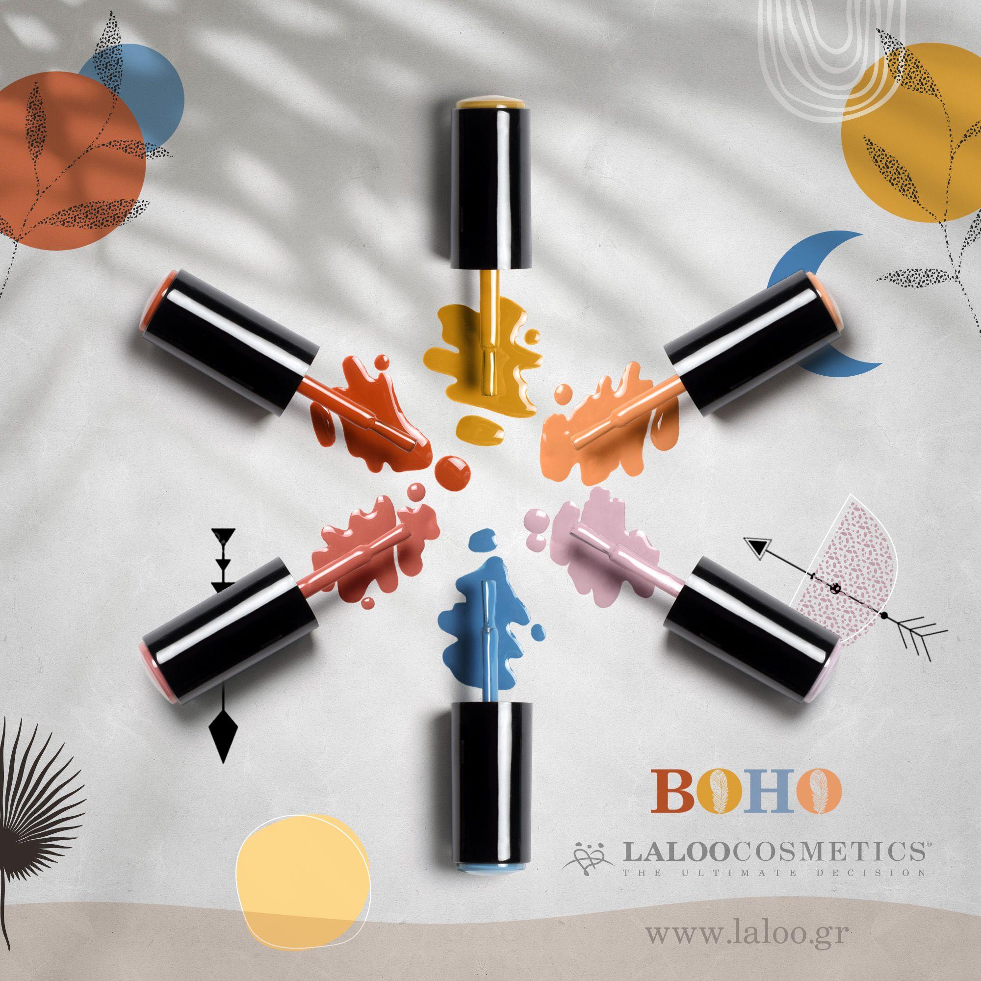 Laloo Cosmetics Boho Collection