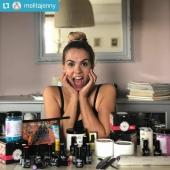 Κορίτσια μας αγαπημένα, τρέχει σούπερ Διαγωνισμός στο προφίλ της γλυκύτατης @melitajenny !!! ❤️ . 3 Δωροεπιταγές των 100€ 😲😲 . Τρέξτε γρήγορα στο προφίλ της!! . #giveaway #giveaways #laloonails #laloo #laloocosmetics