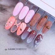 Bridal Inspo 👰💍 απο το live της προηγούμενης Δευτέρας στο fb group Laloomania 🍾  Συντονιστείτε σήμερα στις 16:00 για ακόμα περισσότερα σχέδια!   #laloocosmetics #laloonails