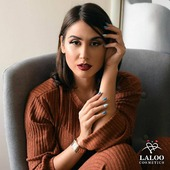 @elena_mariposa loves a good photoshoot. 📷 We love a perfect manicure !! 💅 When you have both, you have success!!  . #nailart #nailstyle #nails #nailartist #nailsofinstagram #laloo #laloonails #laloocosmetics #laloomania #instanails