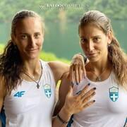 Laloo goes Tokyo!  Το ταξίδι της Μαρίας και της Αννέτας Κυρίδου στους Ολυμπιακούς Αγώνες στην Ιαπωνία θα διαρκέσει 33 μέρες 🛶 Η ανάγκη για διάρκεια και σταθερότητα σε αυτό το απαιτητικό ταξίδι τις οδήγησε να επιλέξουν τα προϊόντα μας 💙💅  Είμαστε υπερήφανοι για εσάς 🇬🇷🇬🇷🇬🇷 Συγχαρητήρια Μαρία και καλή επιτυχία Αννέτα 💪   #laloocosmetics #laloonails #rowtotokyo #hellas #olympicgames
