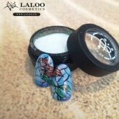 """The most amazing Mermaid Dust!! 🧜🧜♂️ Laloo Cosmetics """"Mermaid Effect""""!! 💎💎 . Try it Now!! Find it here: ➡️ www.laloo.gr . 💅 By @kostadina_tsihlas . #mermaidnails #nailart #nailporn #laloonails #laloo #laloocosmetics"""