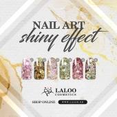 Ήρθαν για να αλλάξουν τα δεδομένα στο Nail Art!!! 💎💎💎 LALOO SHINY EFFECT 💯 . Οι Shiny effect  είναι διακοσμητικές παγιέτες που ολοκληρώνουν με φαντασία κάθε NAIL ART. Ανακατεύοντας το χονδρόκοκκο glitter -παγιέτα με τις ακρυλικές σκόνες  το gel ή το agrygel , απογειώνετε κάθε σετ σας!! . ➡️ Τιμή: 4,50€ Διαθέσιμα Online:💻 www.laloo.gr ☎2102523940 ❣Σαλαμίνος 3 Περιστέρι #laloonails #laloo_team #laloocosmetics