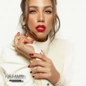 The amazing @stikoudikaterin for @laloo_cosmetics fall-winter campaign 2020 ❤️🌹 . #laloonails #laloomania #laloocosmetics #katerinastikoudi #nailporn #nailpolish #nailart