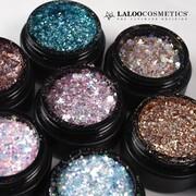 It's INSANE 🔥 Έχουμε την πιο μεγάλη συλλογή από σκόνες για τα νύχια! Ποιες έχετε δοκιμάσει;   📸 @onewayartstudio @ioannis_varoutis   #laloocosmetics #laloonails