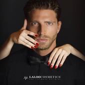 @giorgosmanikas for Laloo Cosmetics!! Cause men too, deserve the best !!! 🌹 . #laloonails #laloocosmetics #laloomania #nailstyle #nails #nailart