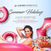 #Laloo #showroom νέο καλοκαιρινό ωράριο!  Το κατάστημα μας στην Σαλαμίνος 3(Περιστέρι) θα λειτουργεί καθημερινά 10:00-18:00 εκτός Σαββάτου και Κυριακής!  Also...  Θα κλείσει για μια εβδομάδα :/ 10-16 Αυγούστου!   Τα Γραφεία μας καθώς και το e-shop θα λειτουργούν κανονικά για όλο τον Αύγουστο χωρίς διακοπές για την καλύτερη εξυπηρέτησή σας ;)  Εμπρός λοιπόν!Το https://laloo.gr σας περιμένει με τα προϊόντα μας !   #laloo