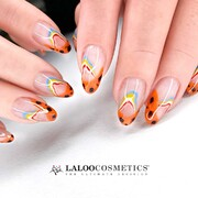 Tortoise rainbow #nailart 🌈 Ποιοι από εσάς έχετε δοκιμάσει τα abstract σχέδια στα νύχια σας;  #ILIANAxLALOO #IlianaLovesLaloo #LalooUrbanVibes #laloocosmetics #laloonails