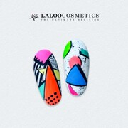 A shout out to '90s 💙💛💜  Αν αγαπάς και εσύ το '90s revival, γράψε μας στα σχόλια!  #laloocosmetics #laloonails