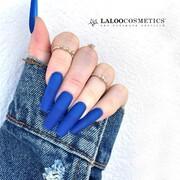 Blue is for Positano 💙  #RivieraDiLusso #laloocosmetics #laloonails
