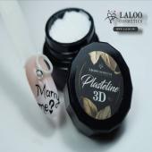 The perfect wedding day nail design!!  @evis_nails using Laloo 3D Plasteline!!  . #laloonails #laloo #laloocosmetics #nailporn #nailart #nails #nails💅 #nailpolish #nailstagram #instanails