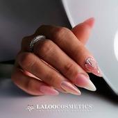A diamond is forever with @laloo_cosmetics!  Η @nails.fofi χρησιμοποιεί προϊόντα της εταιρείας μας, για το μανικιούρ των πελατών της 😍 🙏  Εσείς ξέρετε τα προϊόντα της εταιρείας μας όσο η @nails.fofi? Αφήστε ένα σχόλιο και κερδίστε! Το milky white acrygel είναι 30ml ή 60ml?  #laloonails #laloocosmetics#laloo #nails
